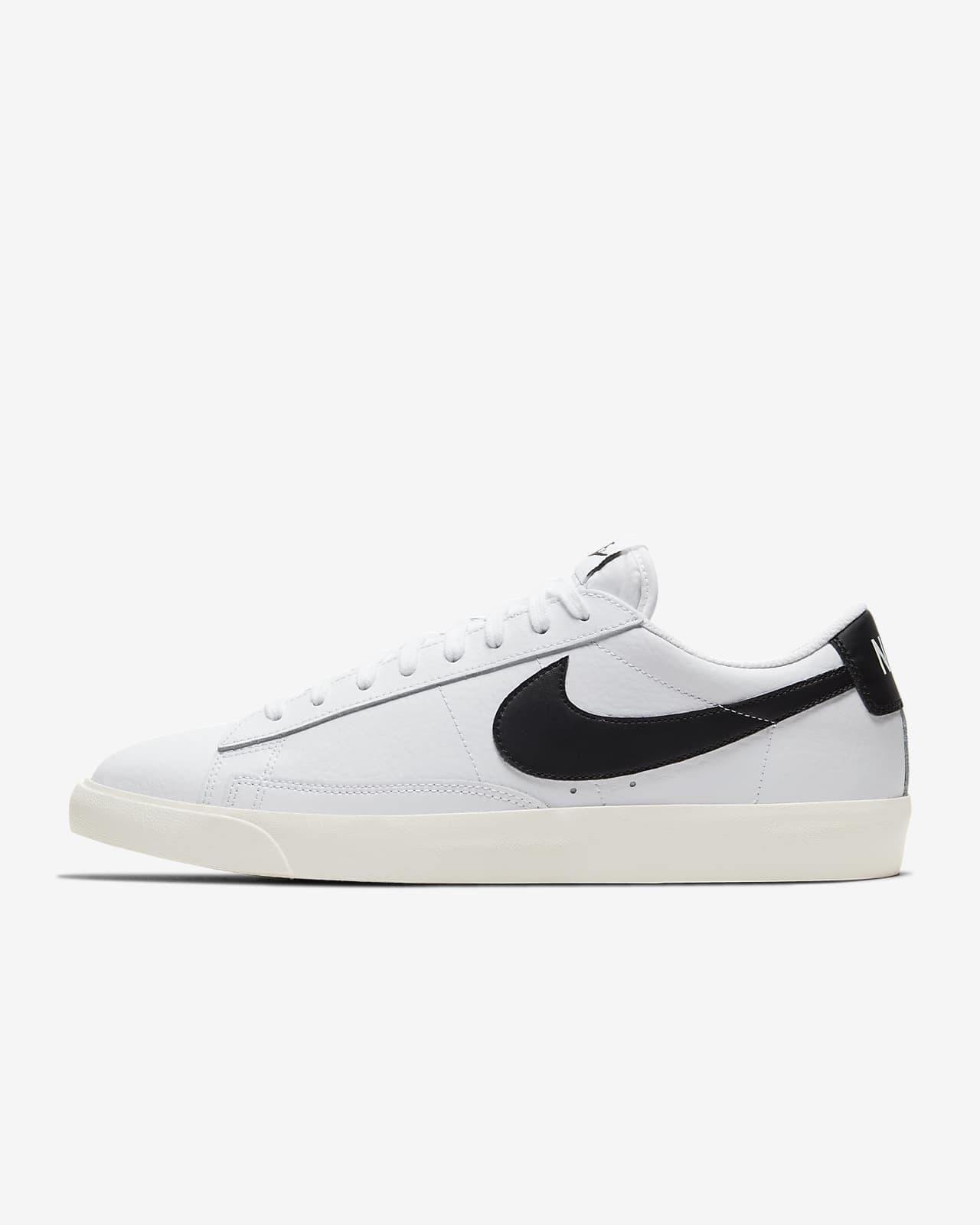 Nike Blazer Low Leather Men's Shoe