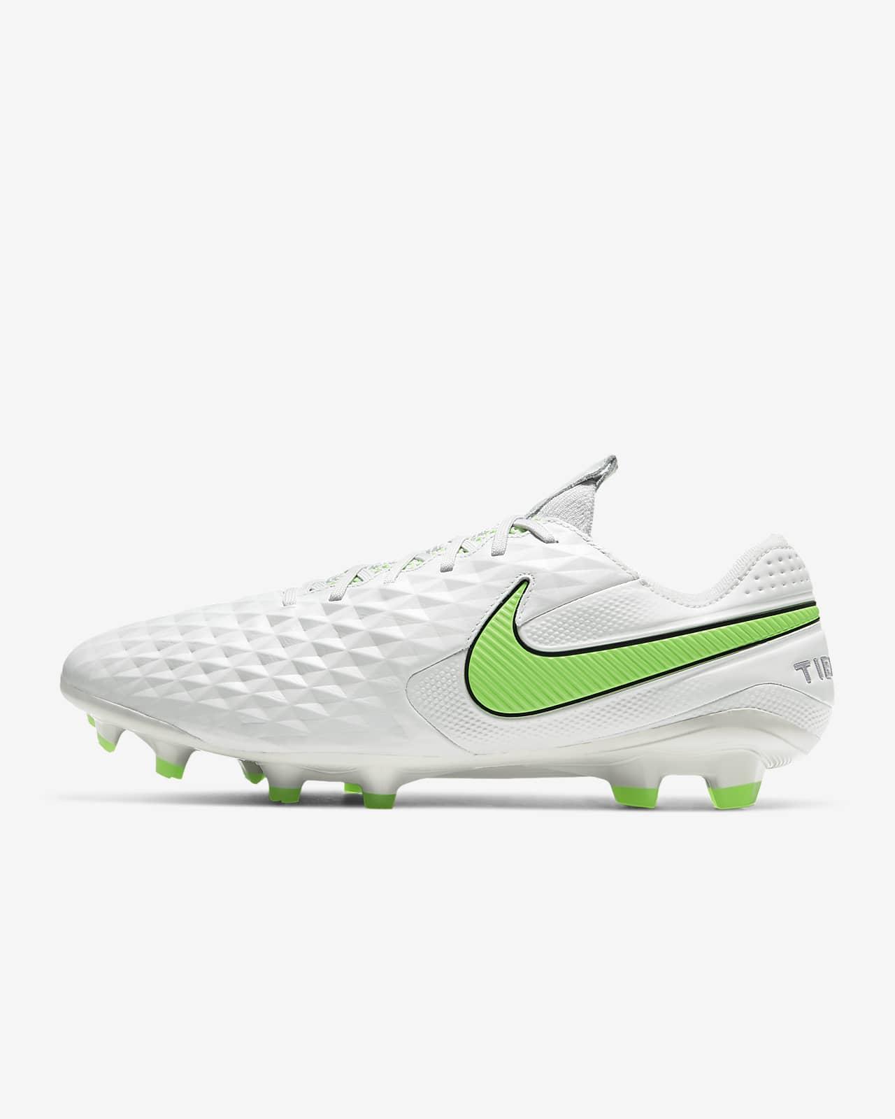Nike Tiempo Legend 8 Elite FG 天然偏硬草地英式足球釘鞋