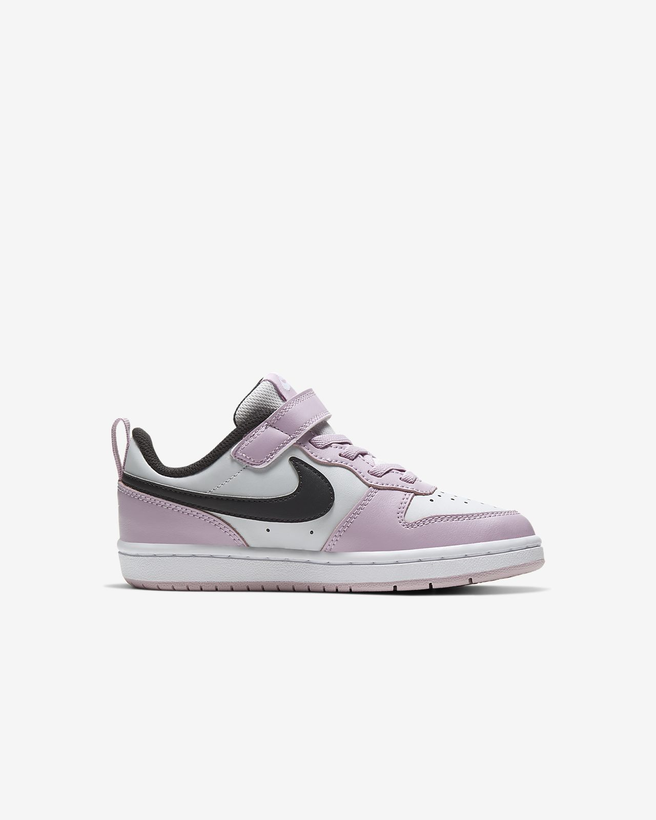 Nike Court Borough Low 2 Younger Kids' Shoe