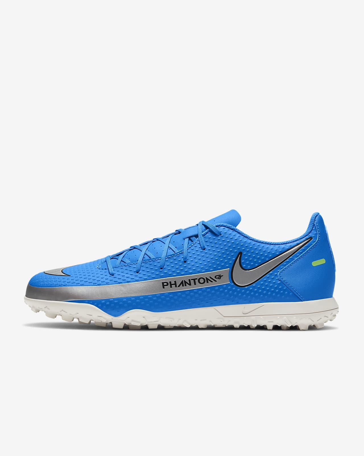 Calzado de fútbol para césped deportivo artificial (turf) Nike Phantom GT Club TF