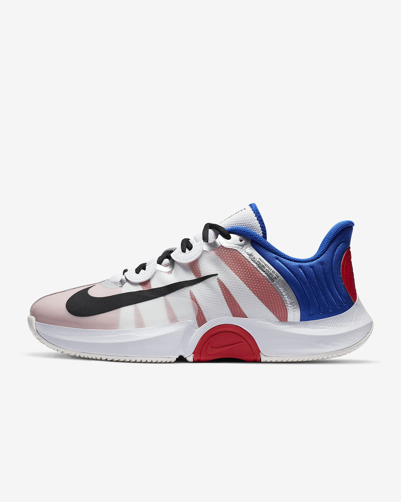 Tennissko för hårt underlag NikeCourt Air Zoom Turbo för män