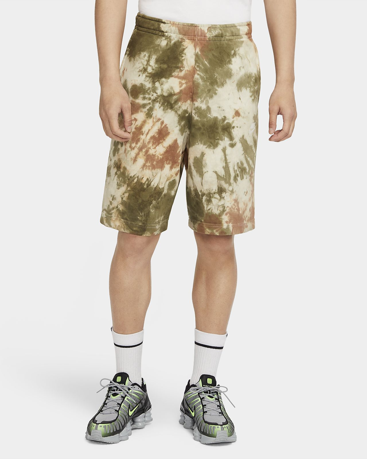 Nike Sportswear Men's French Terry Shorts