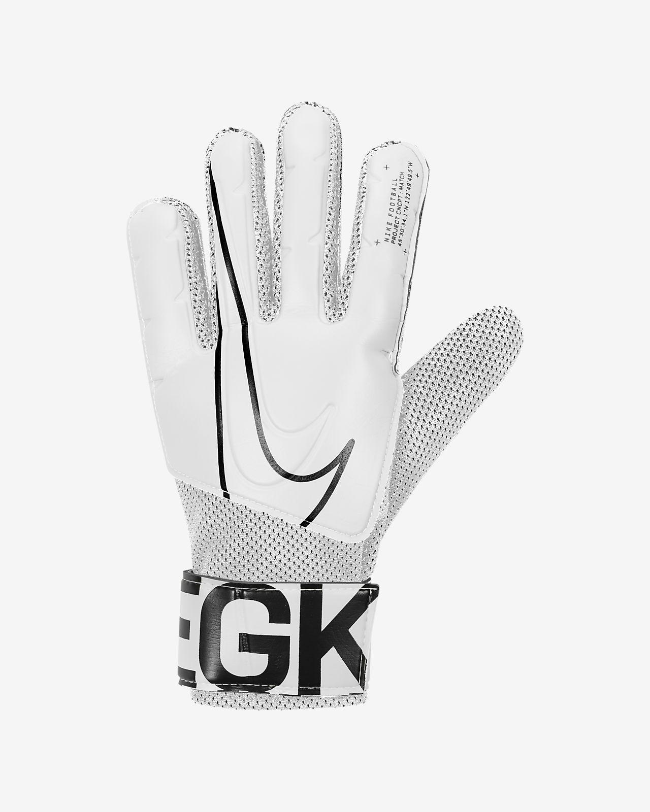 Guantes de fútbol Nike Goalkeeper Match