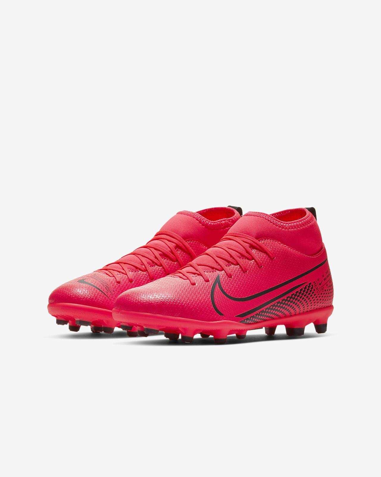 Nike Jnr Mercurial Superfly 7 Club FGMG Football Boots