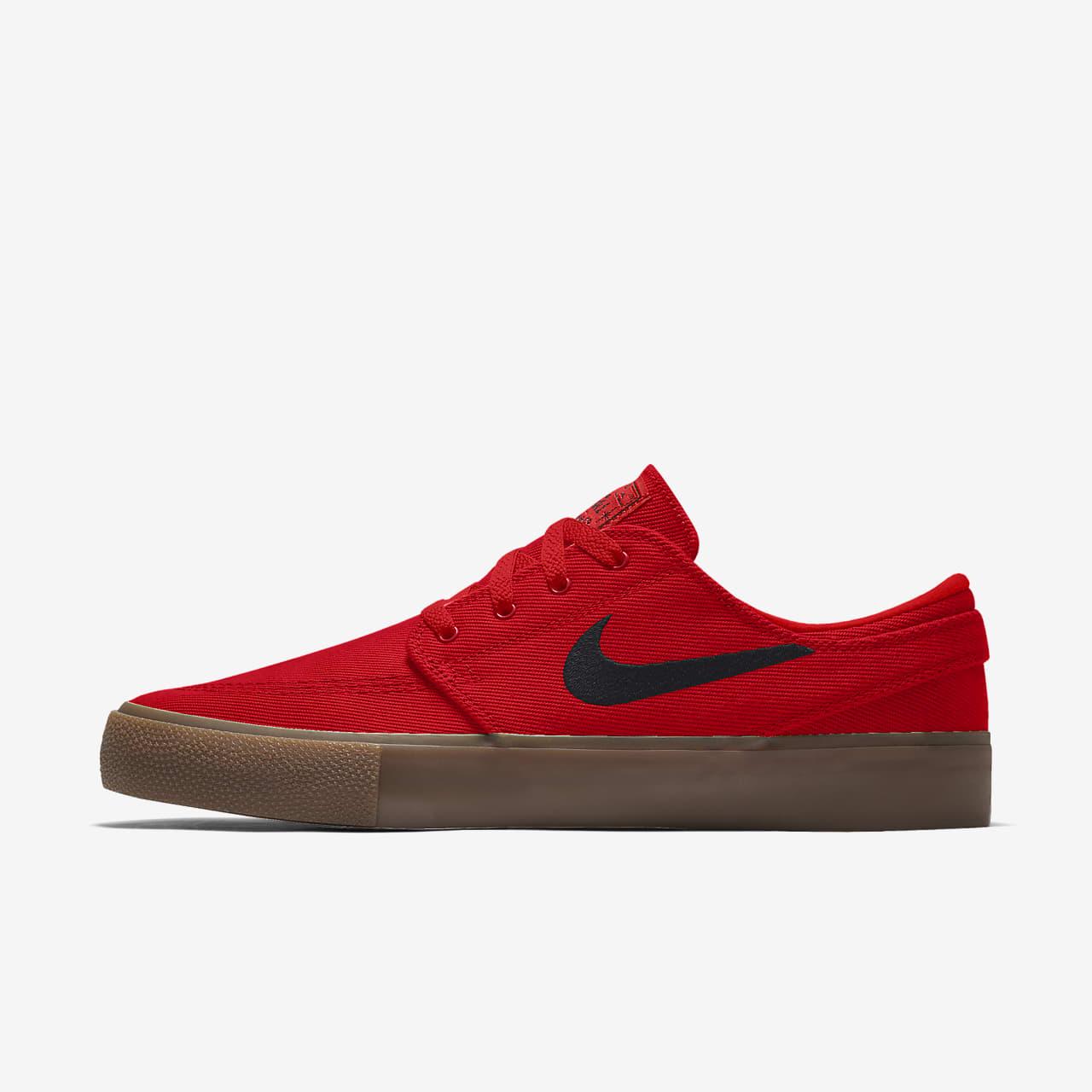 Nike SB Air Zoom Janoski RM By You Custom Skate Shoe