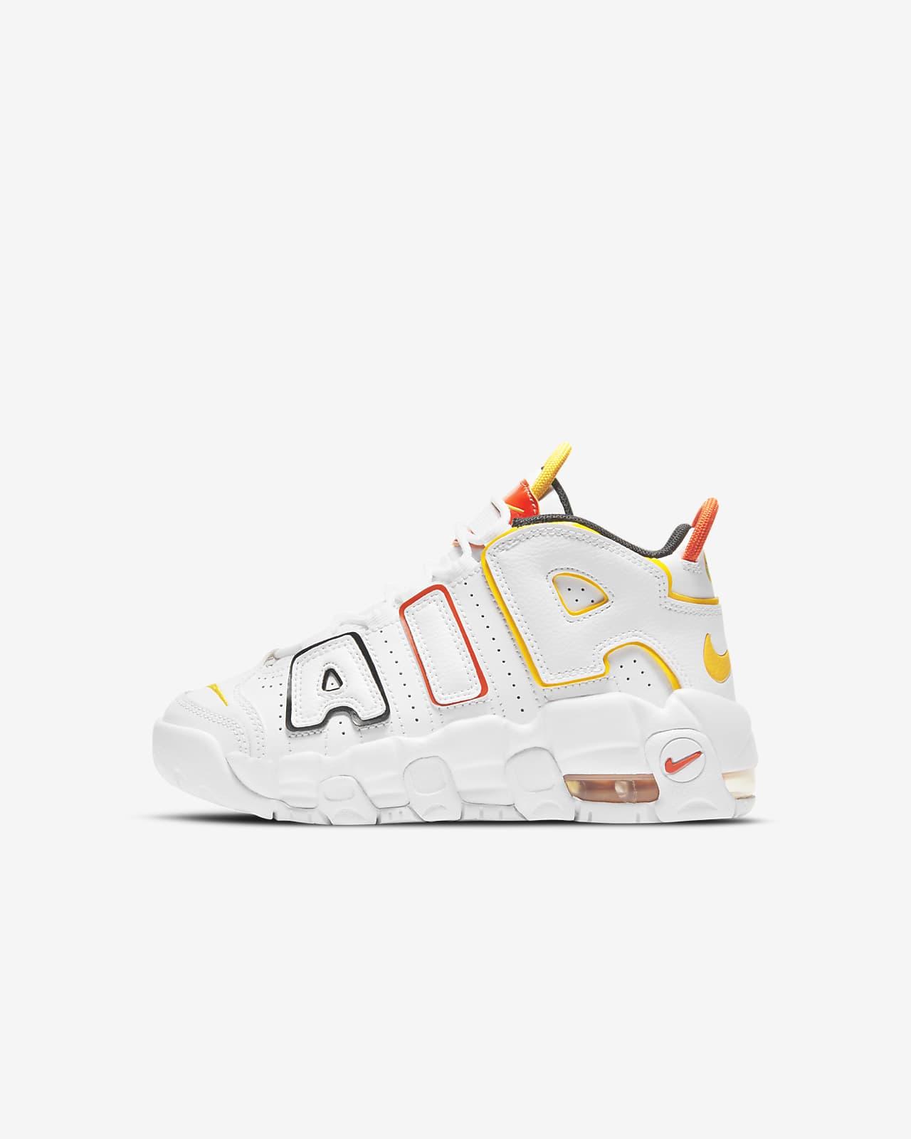 Nike Air More Uptempo Little Kids' Shoe