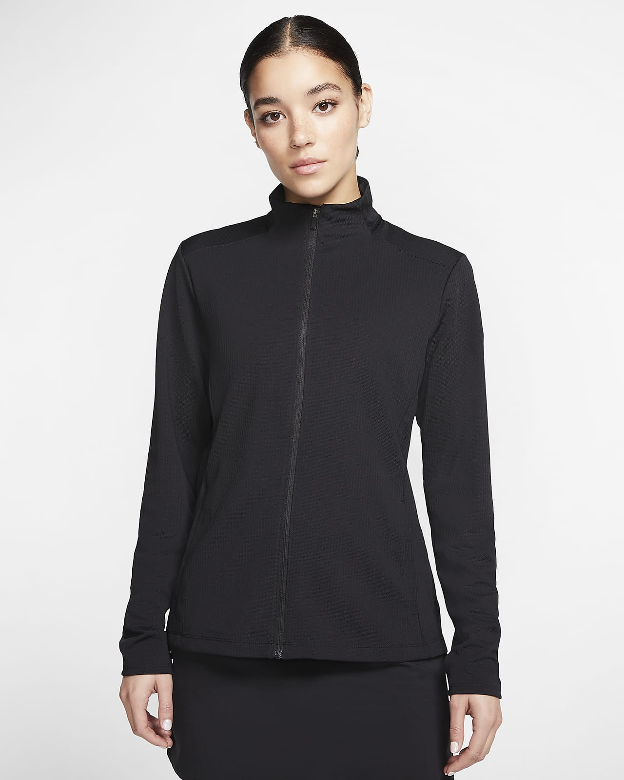 Nike Dri-FIT UV Victory Women's Full-Zip Golf Jacket