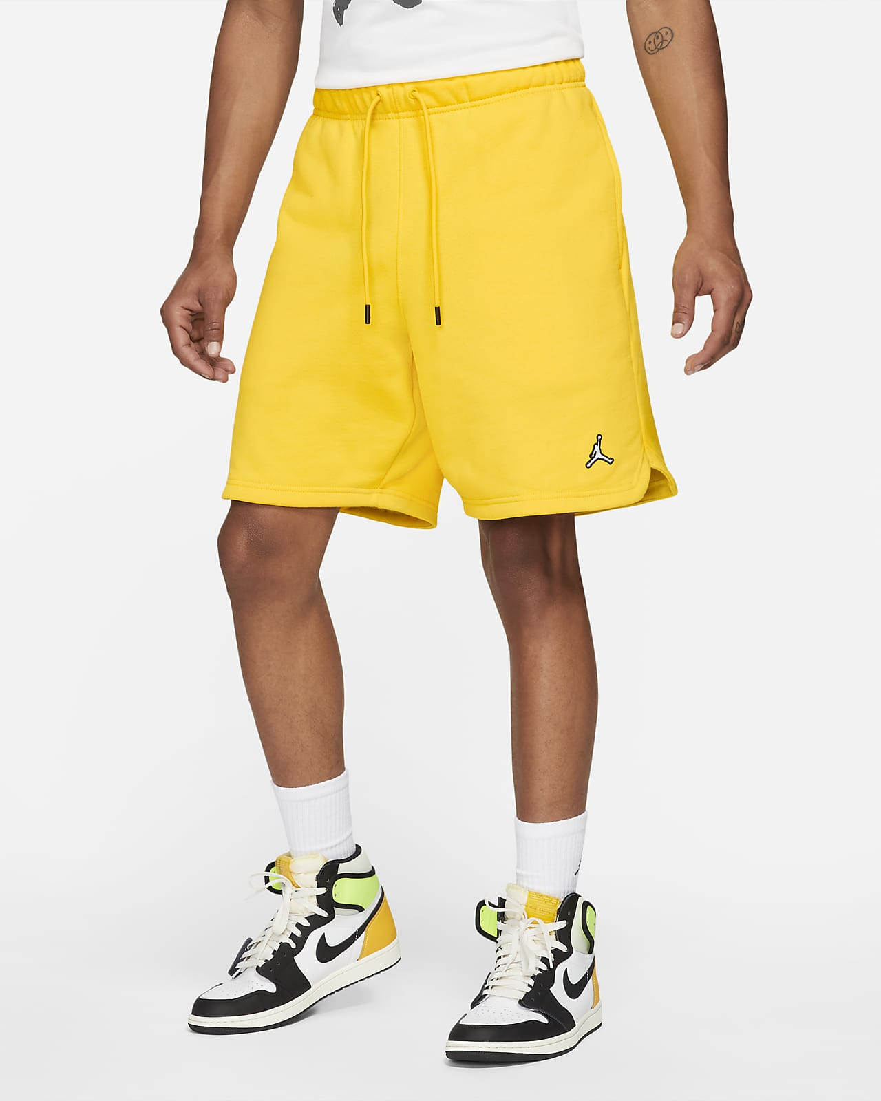 Shorts de tejido Fleece para hombre Jordan Essentials