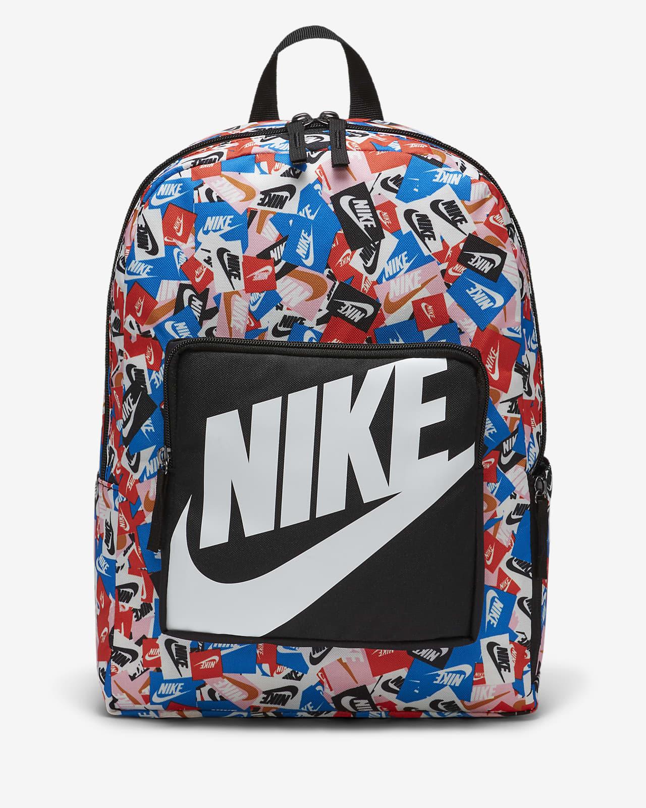 Nike Classic 兒童印花背包