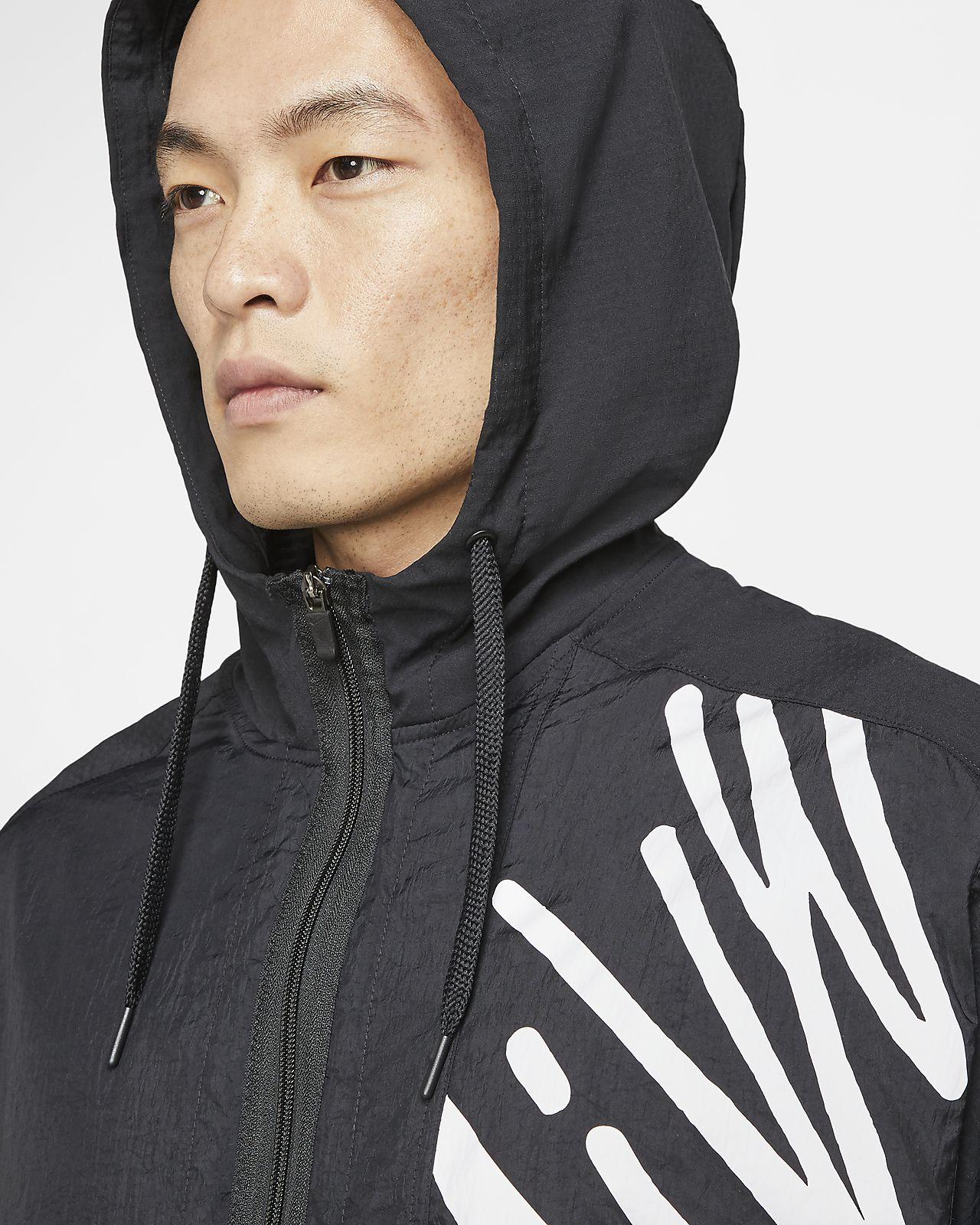 Nike Sudadera manga corta Therma Hoodie