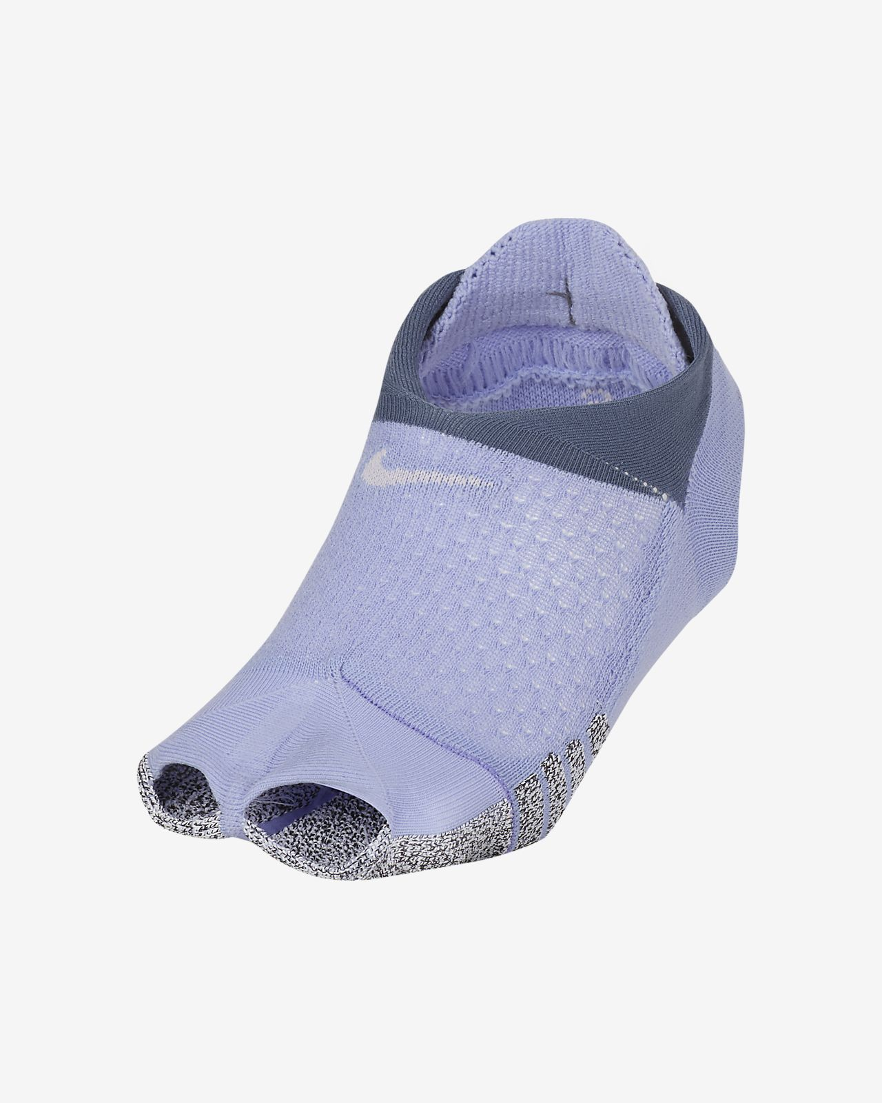 NikeGrip Studio Women's Toeless Footie Socks