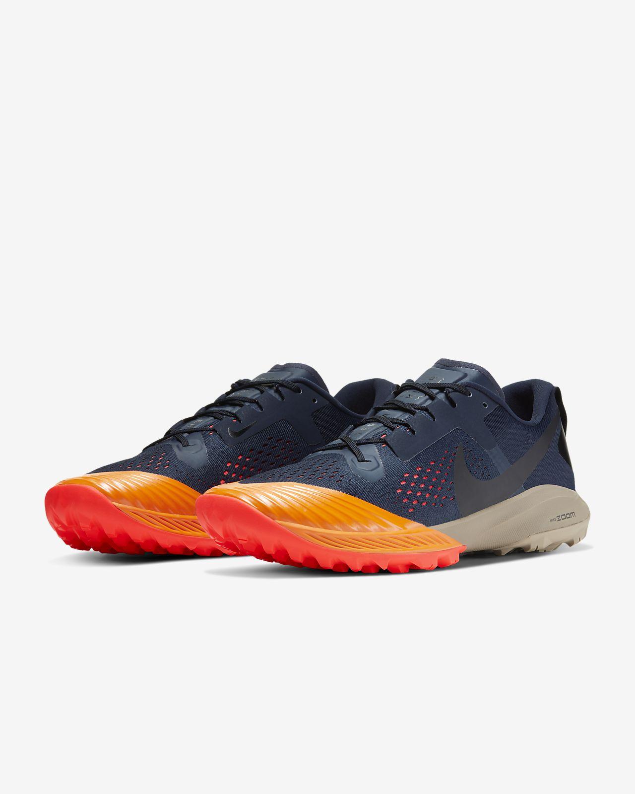 Sapatilhas de trail running de homem Air Zoom Terra Kiger 5 Nike