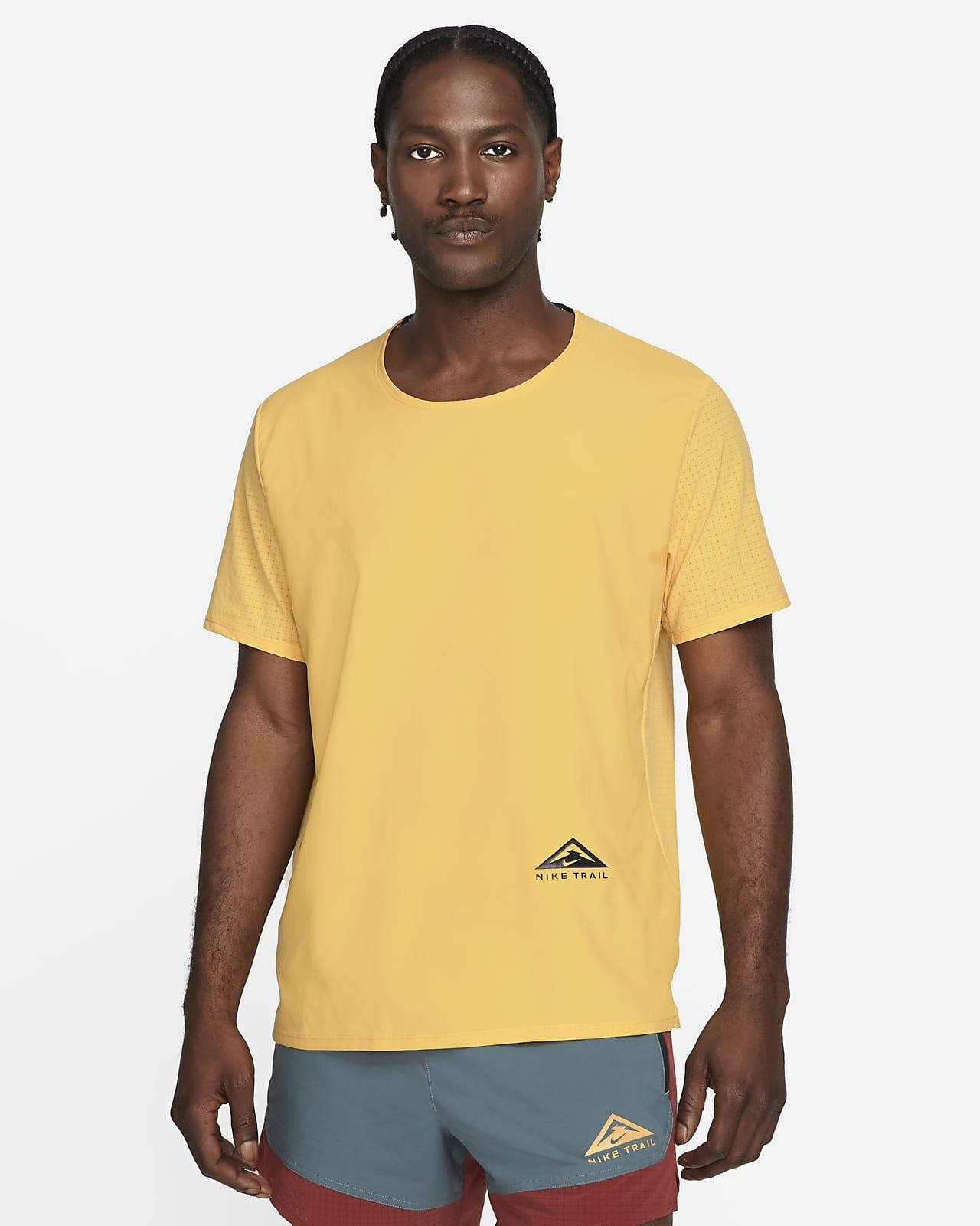 Camiseta de trail running de manga corta Nike Dri-FIT Rise 365