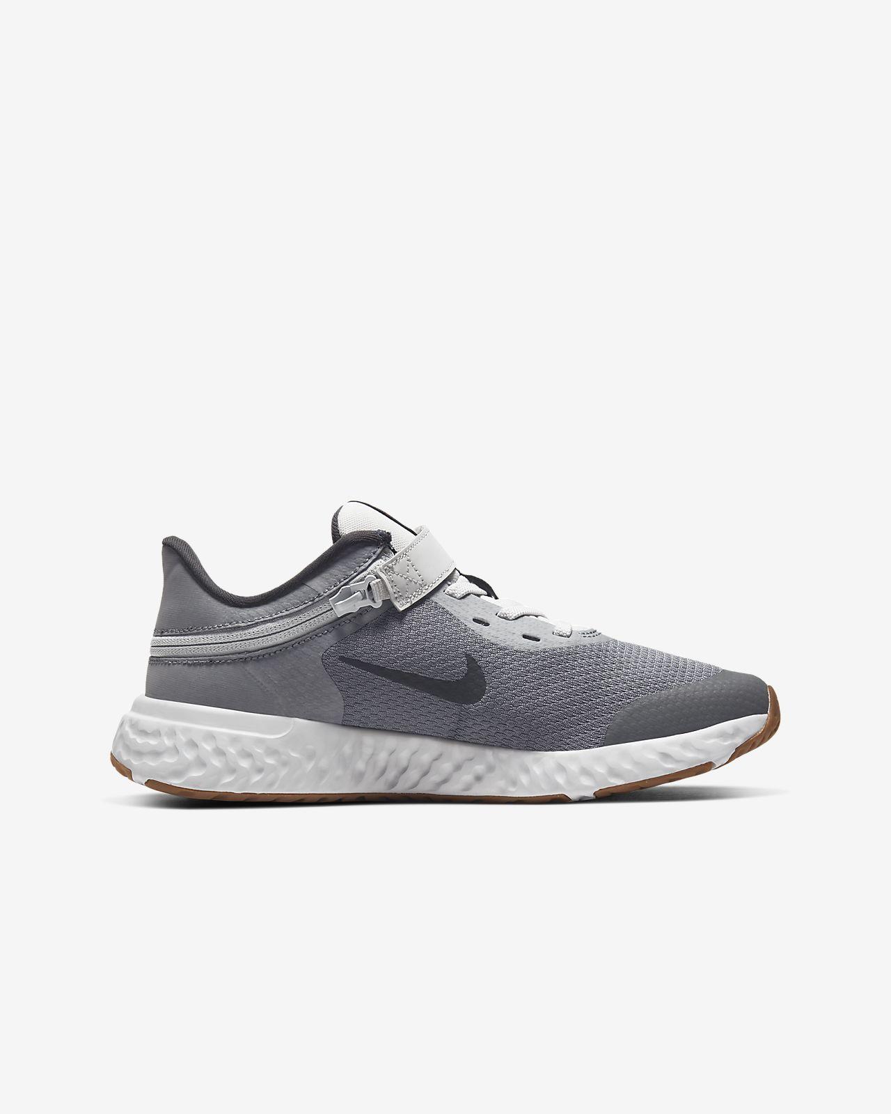 Sapatilhas de running Nike Revolution 5 FlyEase Júnior (largas)