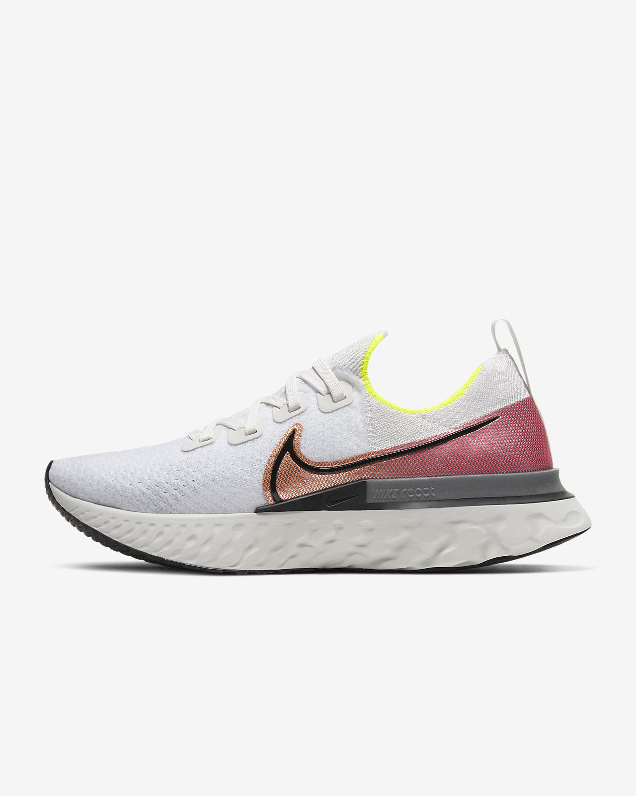 Nike React Infinity Run Flyknit 男款跑鞋