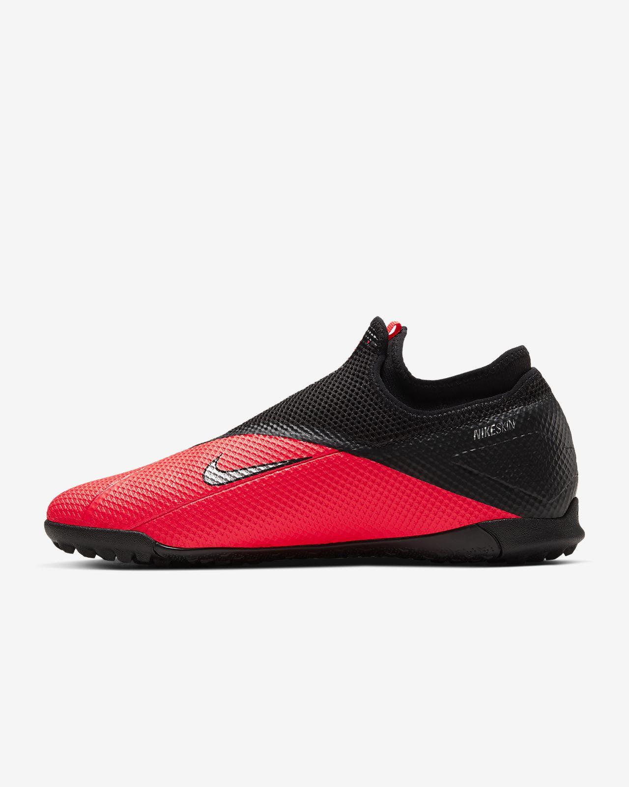 Nike Phantom VSN 2 Academy DF TF 暗煞系列男/女人造场地足球鞋