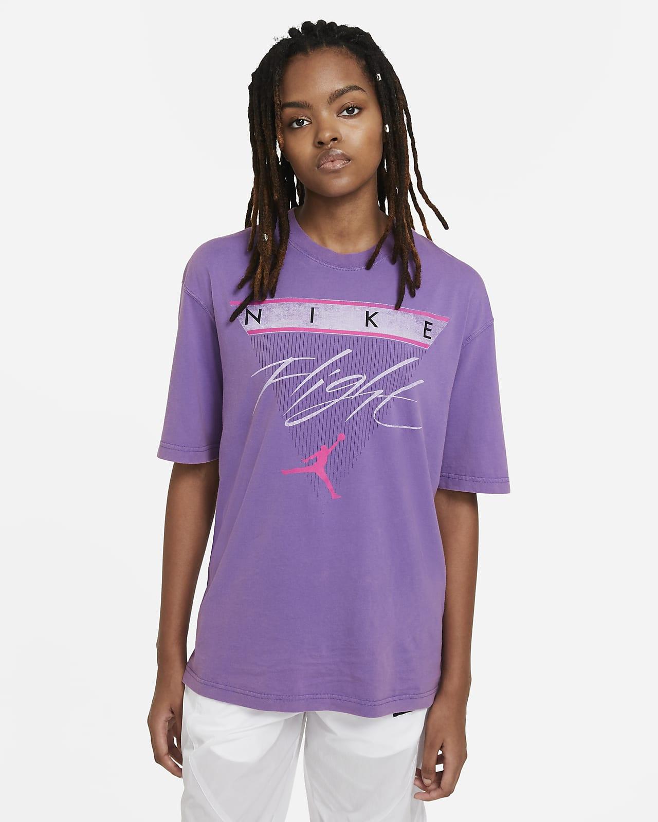 Jordan Flight Women's Short-Sleeve T-Shirt