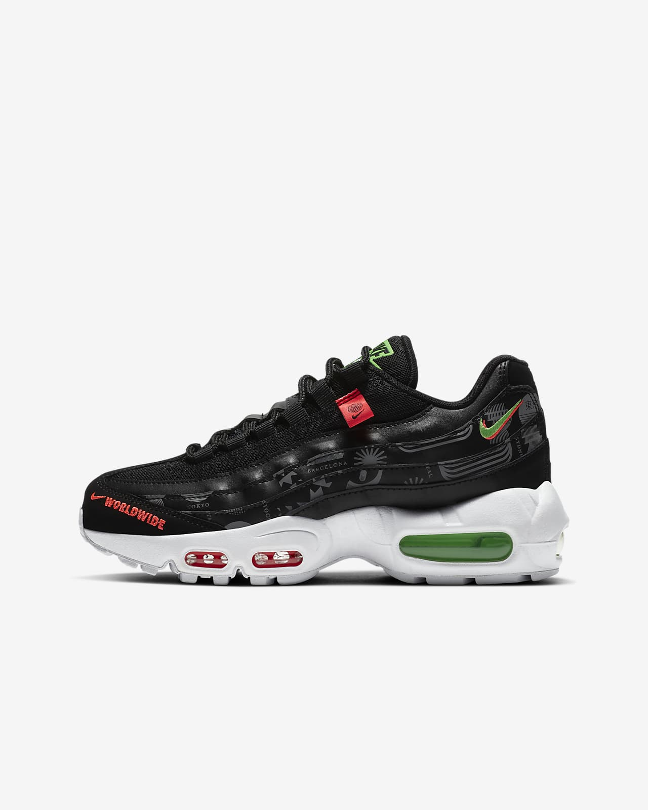Nike Air Max 95 Recraft SE GS 大童运动童鞋