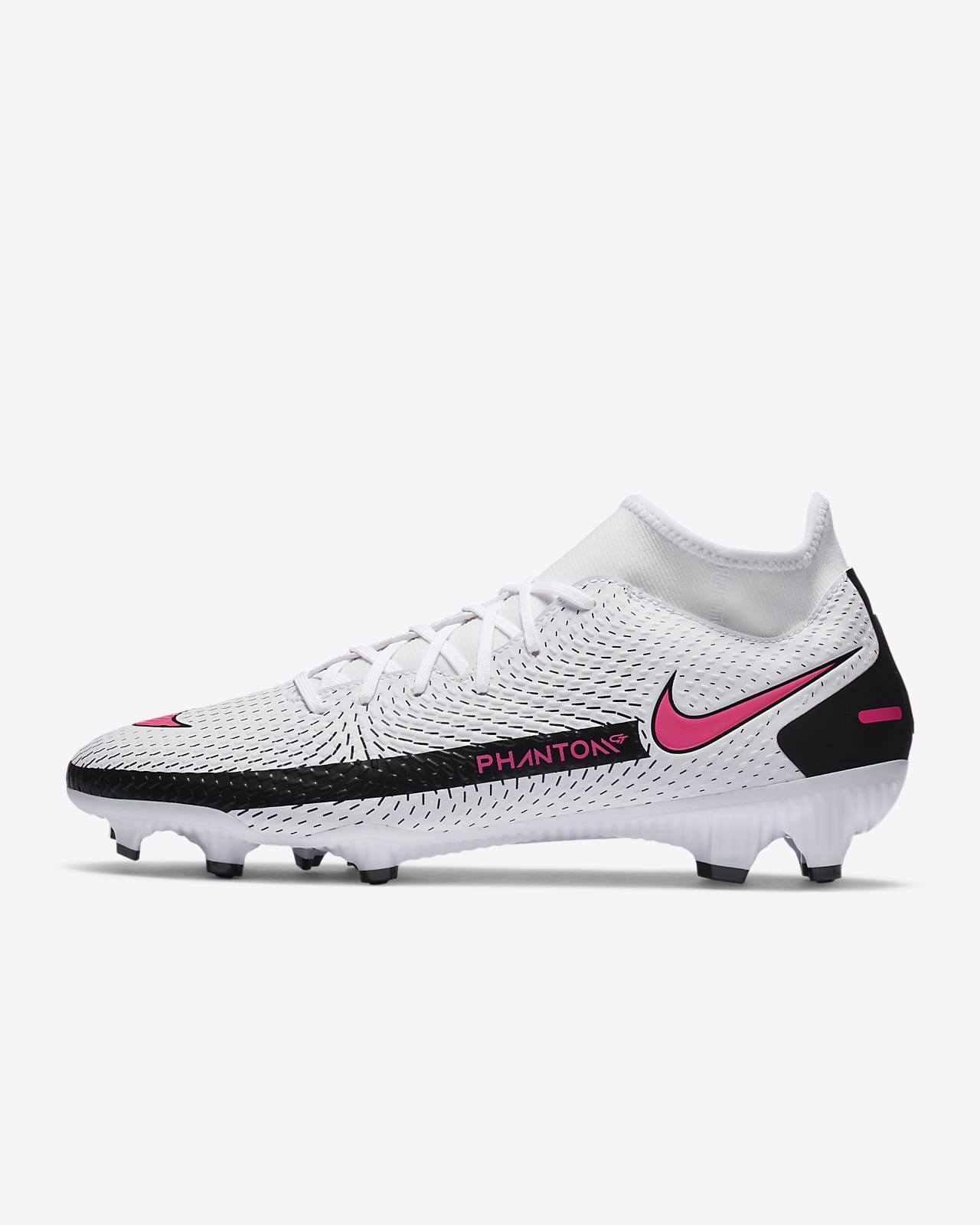 Chaussure de football multi-surfaces à crampons Nike Phantom GT Academy Dynamic Fit MG