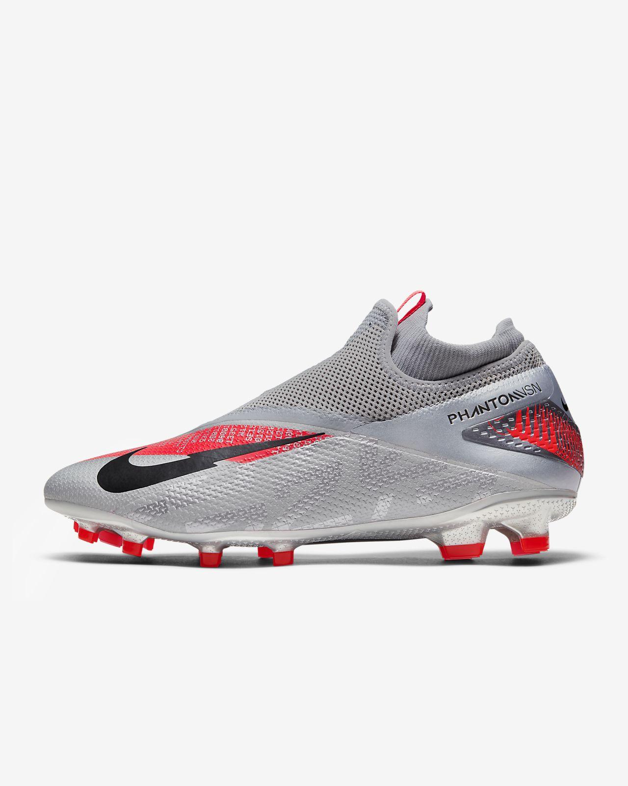 Fotbollssko för gräs Nike Phantom Vision 2 Pro Dynamic Fit FG
