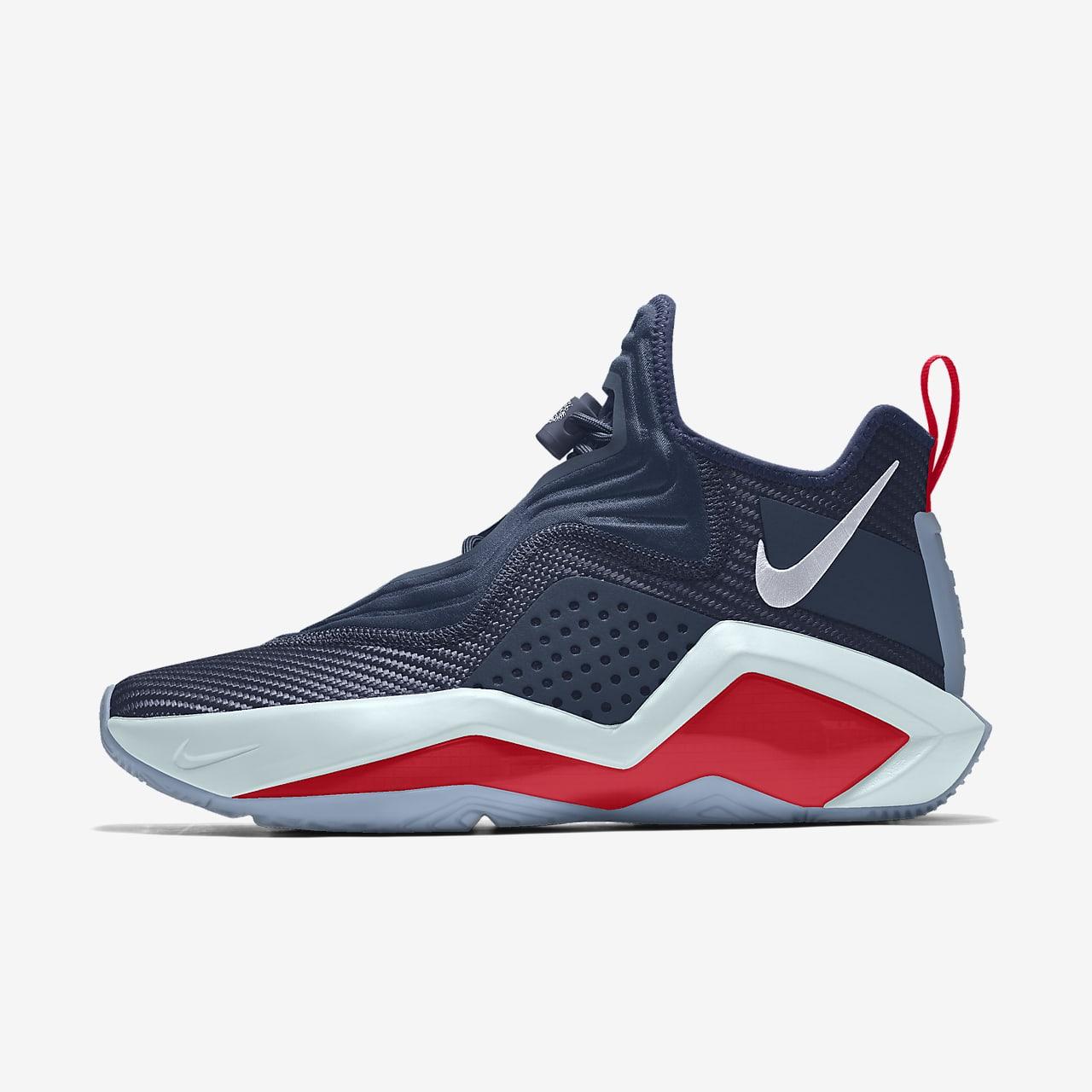 Scarpa da basket personalizzabile LeBron Soldier 14 By You