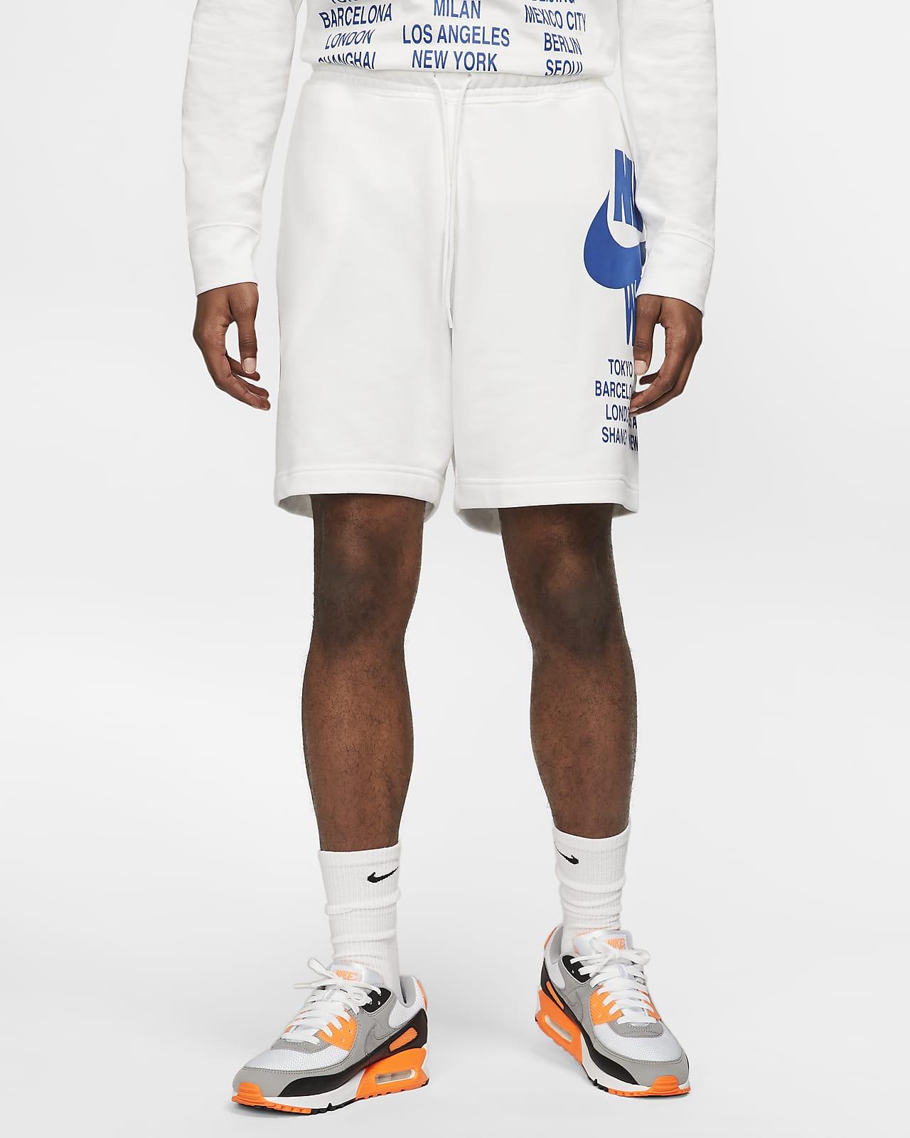 Shorts Nike Sportswear in French Terry - Uomo