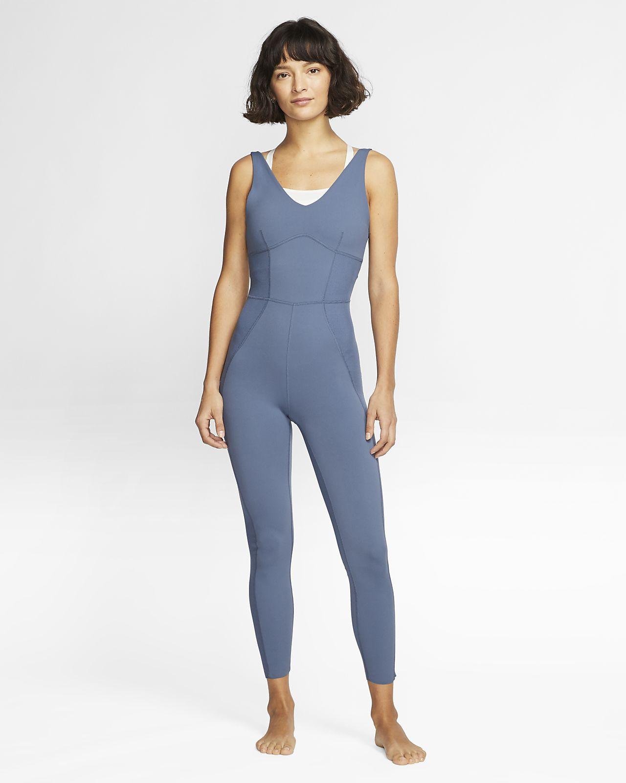 Γυναικεία ολόσωμη φόρμα Infinalon Nike Yoga Luxe