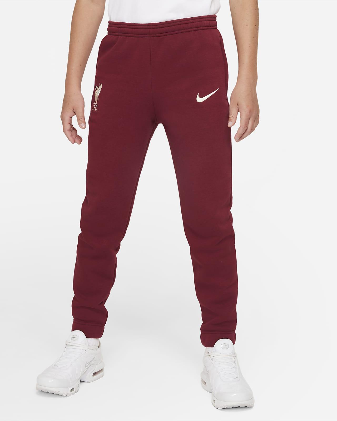 Liverpool F.C. Older Kids' Fleece Football Pants