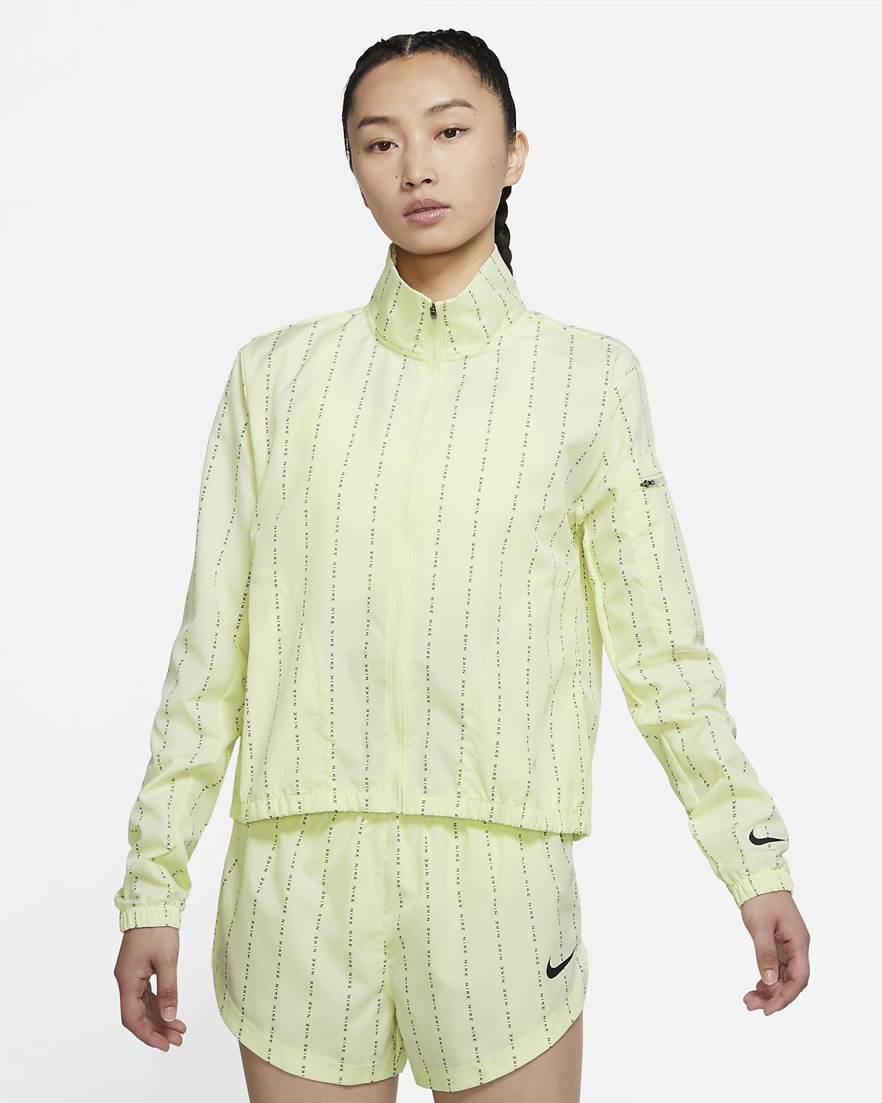 Nike Dri-FIT Icon Clash 女子跑步夹克