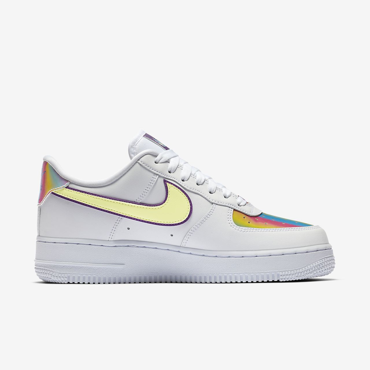 Scarpa Nike Air Force 1 Easter Donna