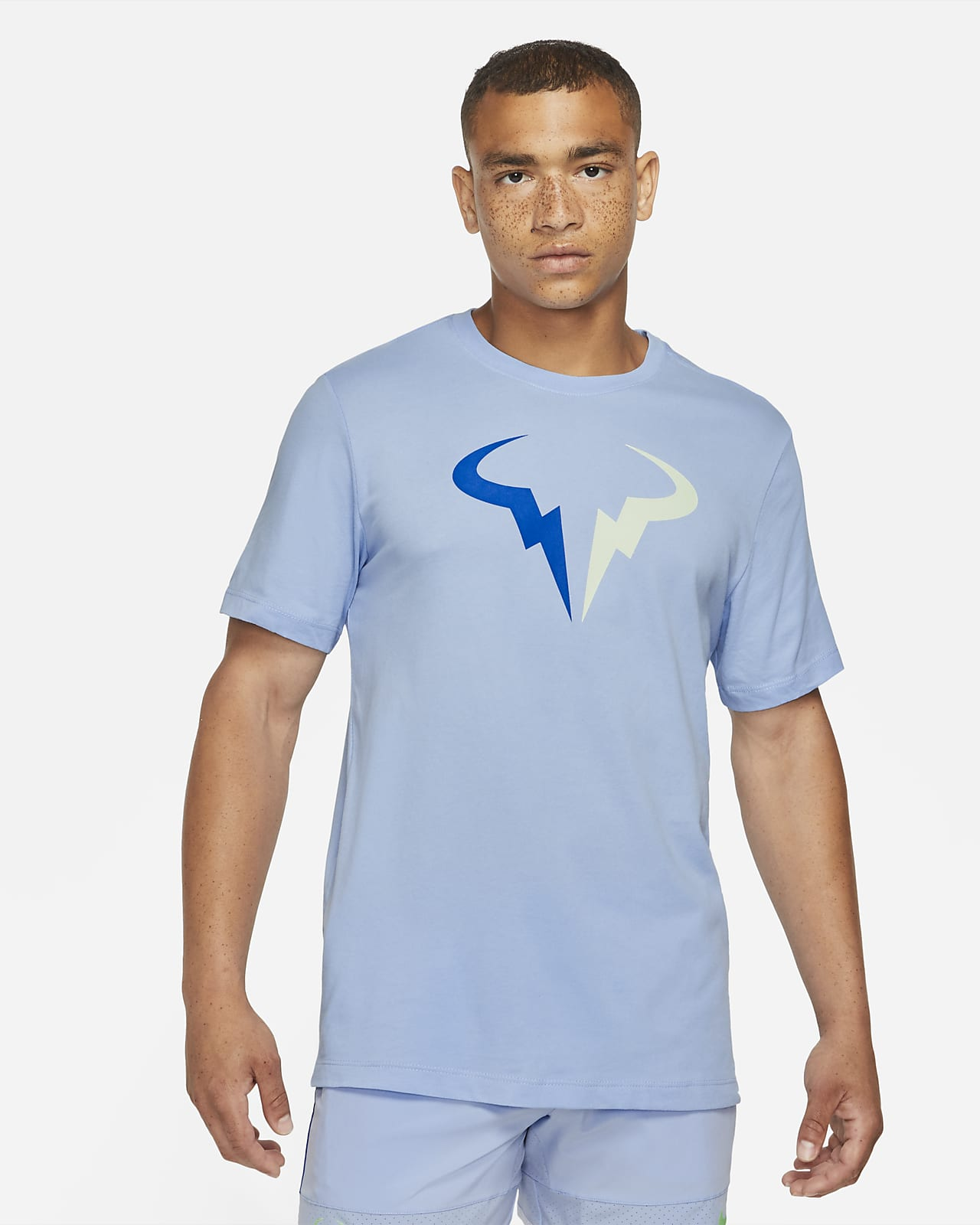 Tee-shirt de tennis NikeCourt Dri-FIT Rafa pour Homme