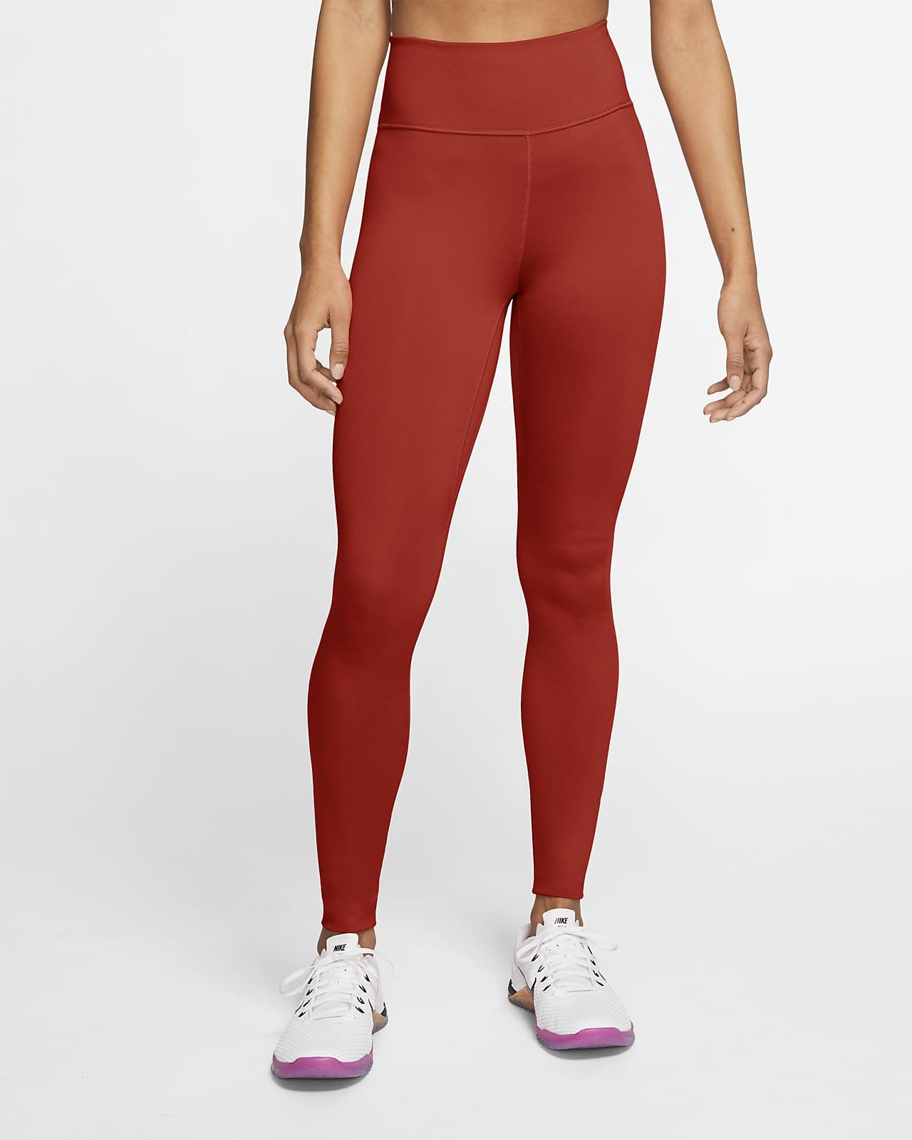 Nike One Women's Mid-Rise Leggings