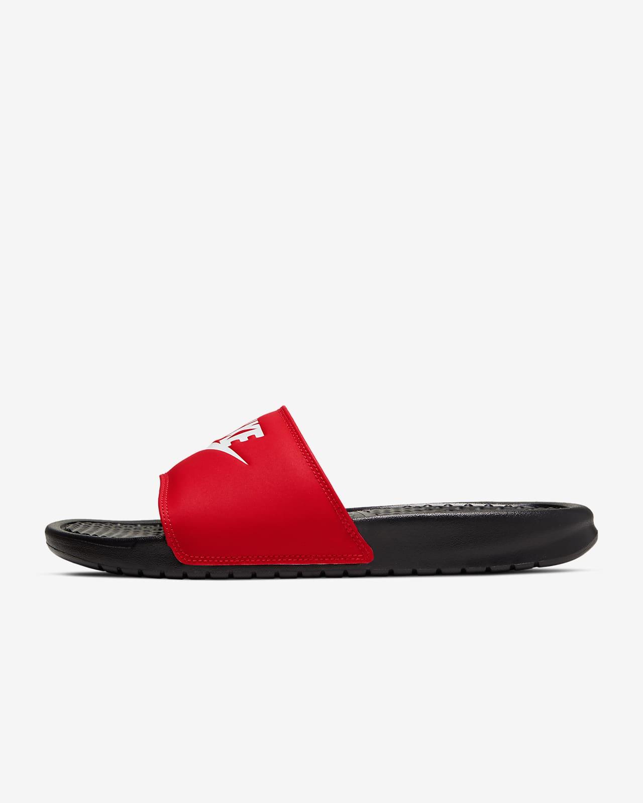รองเท้าแตะผู้ชายแบบสวม Nike Benassi JDI