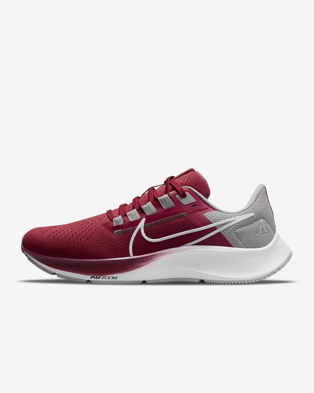 Nike College Air Zoom Pegasus 38 (Alabama) Running Shoe