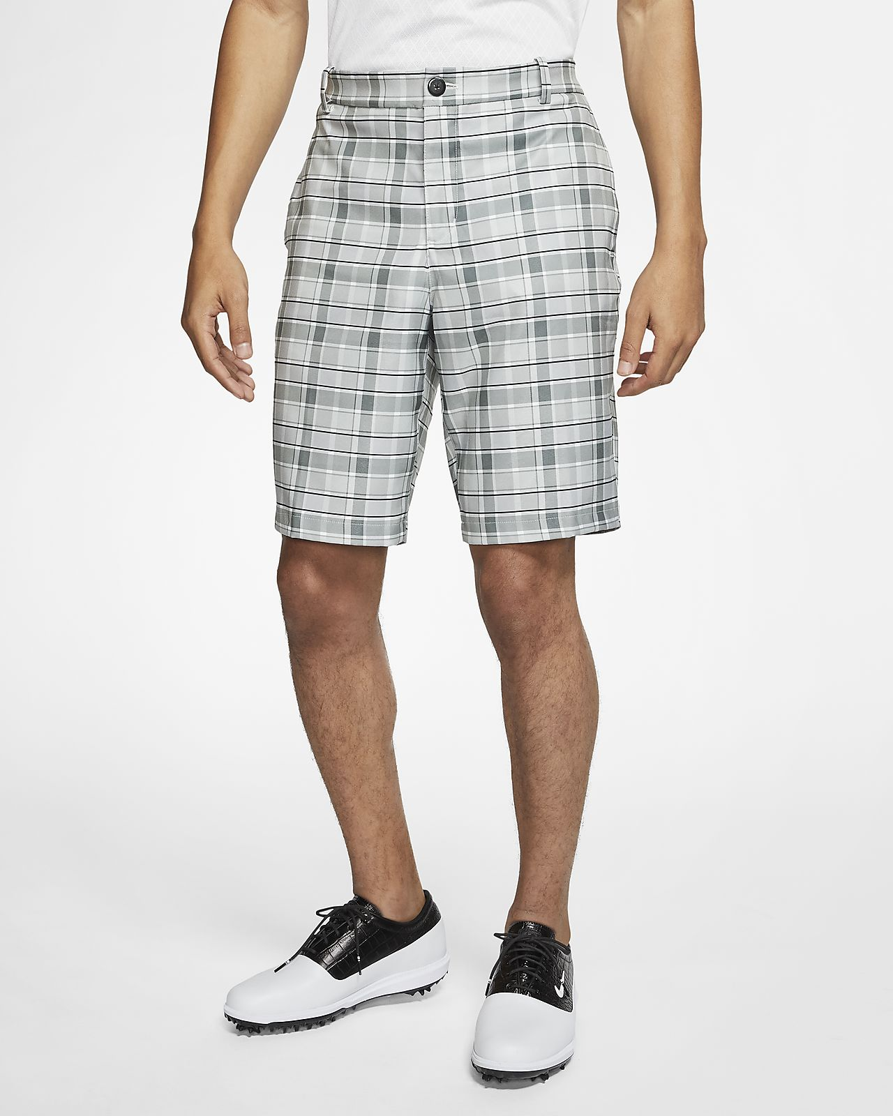 Short de golf à motif écossais Nike Flex pour Homme