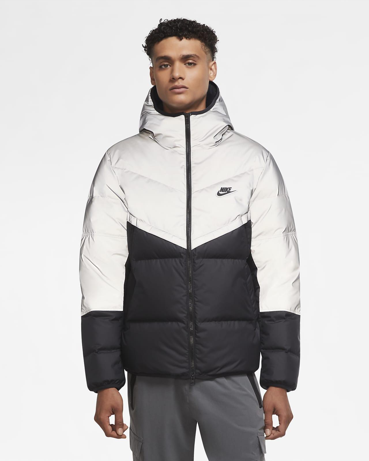 Jacka Nike Sportswear Down-Fill Windrunner Shield för män