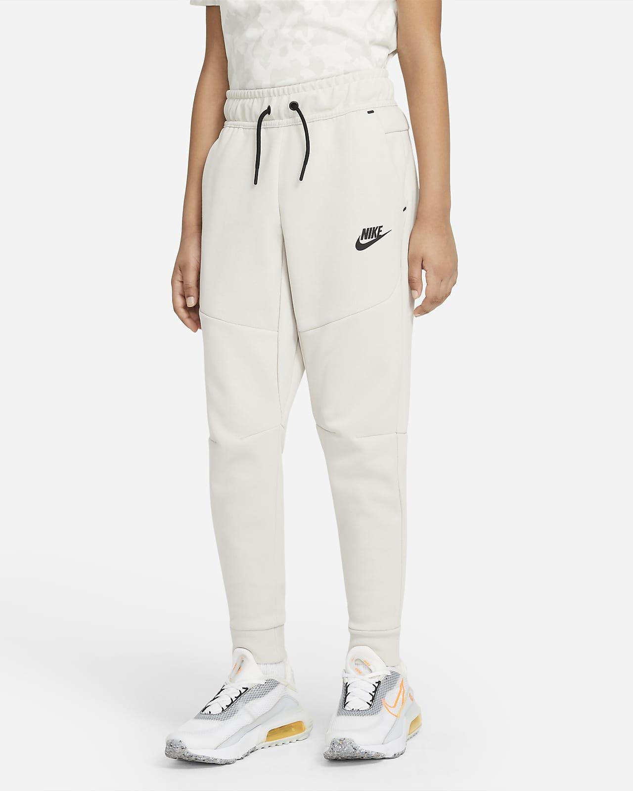Pantalones para niño talla grande Nike Sportswear Tech Fleece