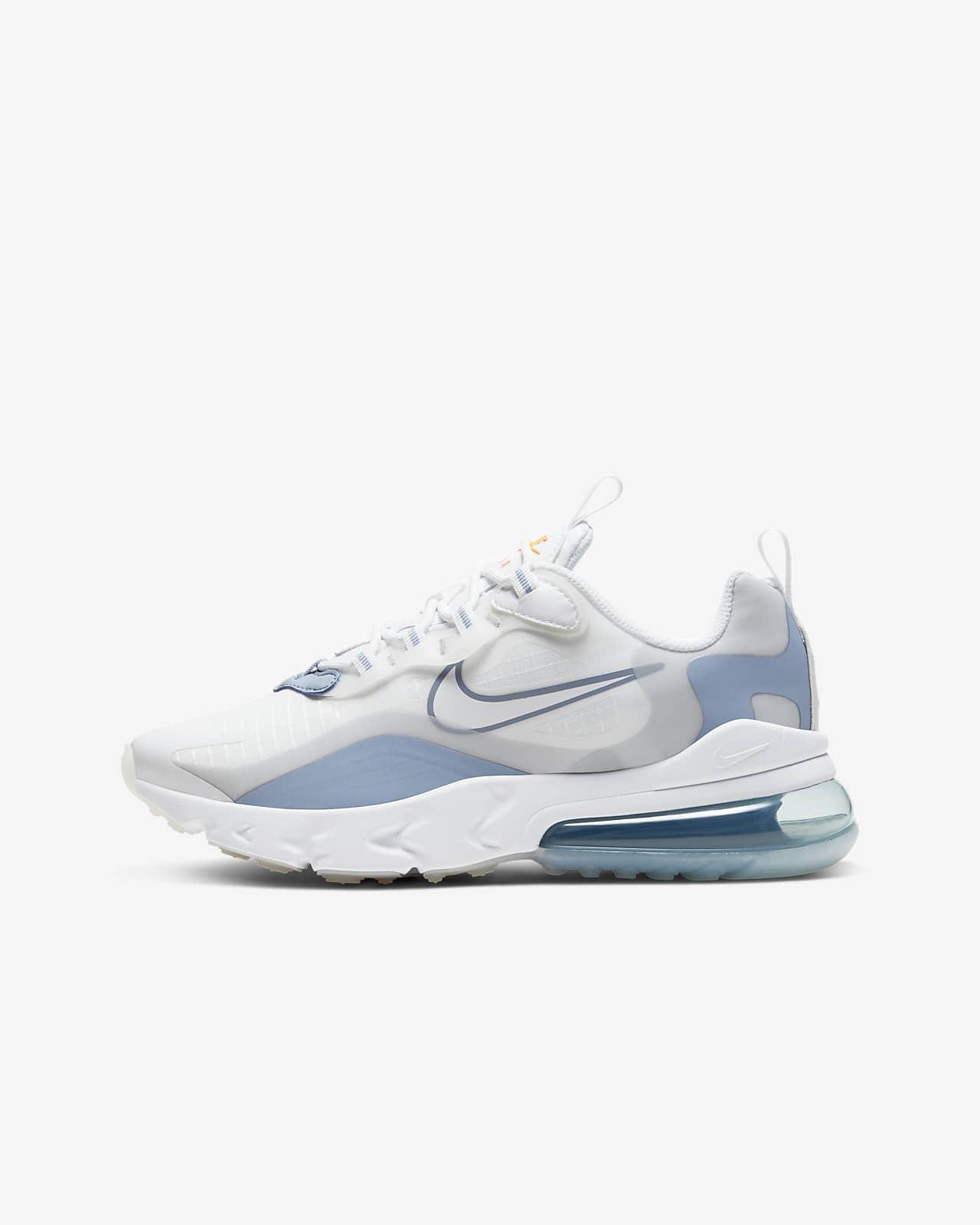 Nike Air Max 270 React SE (GS) 大童运动童鞋