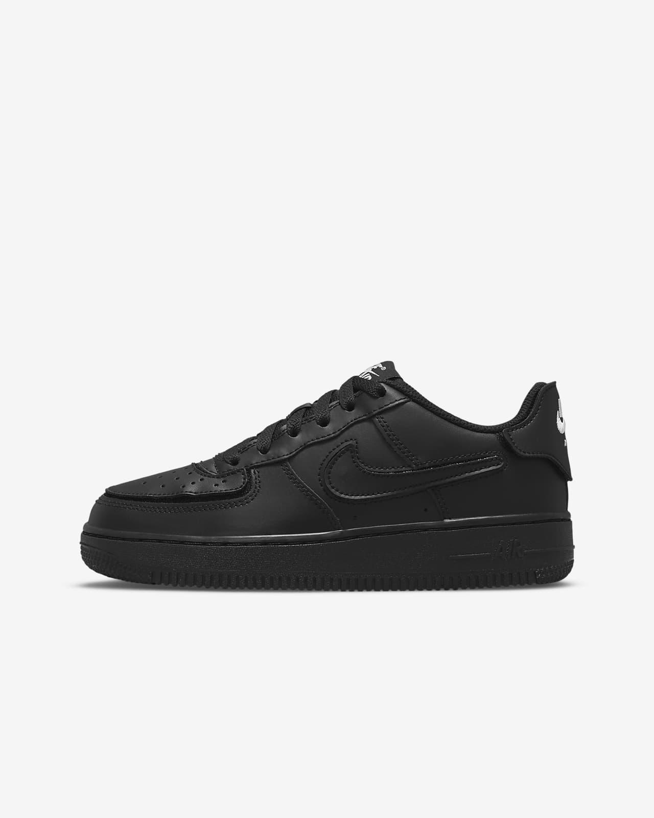 Nike Air Force 1/1 Big Kids' Shoes