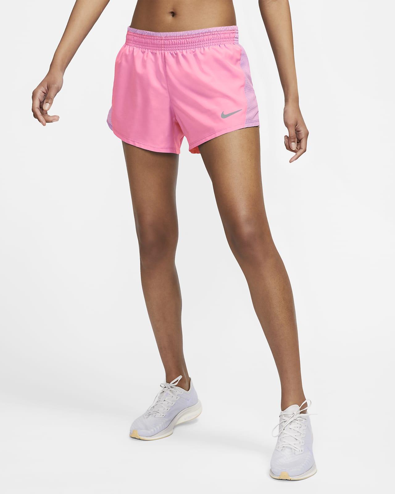 Shorts de running para mujer Nike 10K