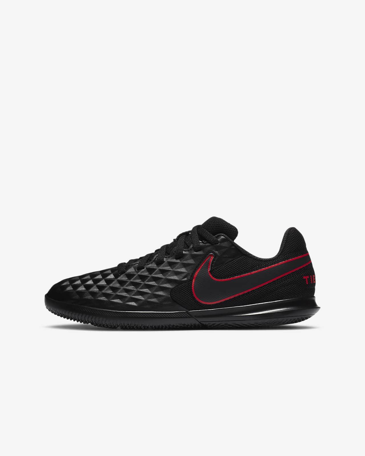 Nike Jr. Tiempo Legend 8 Club IC Younger/Older Kids' Indoor Court Football Shoe