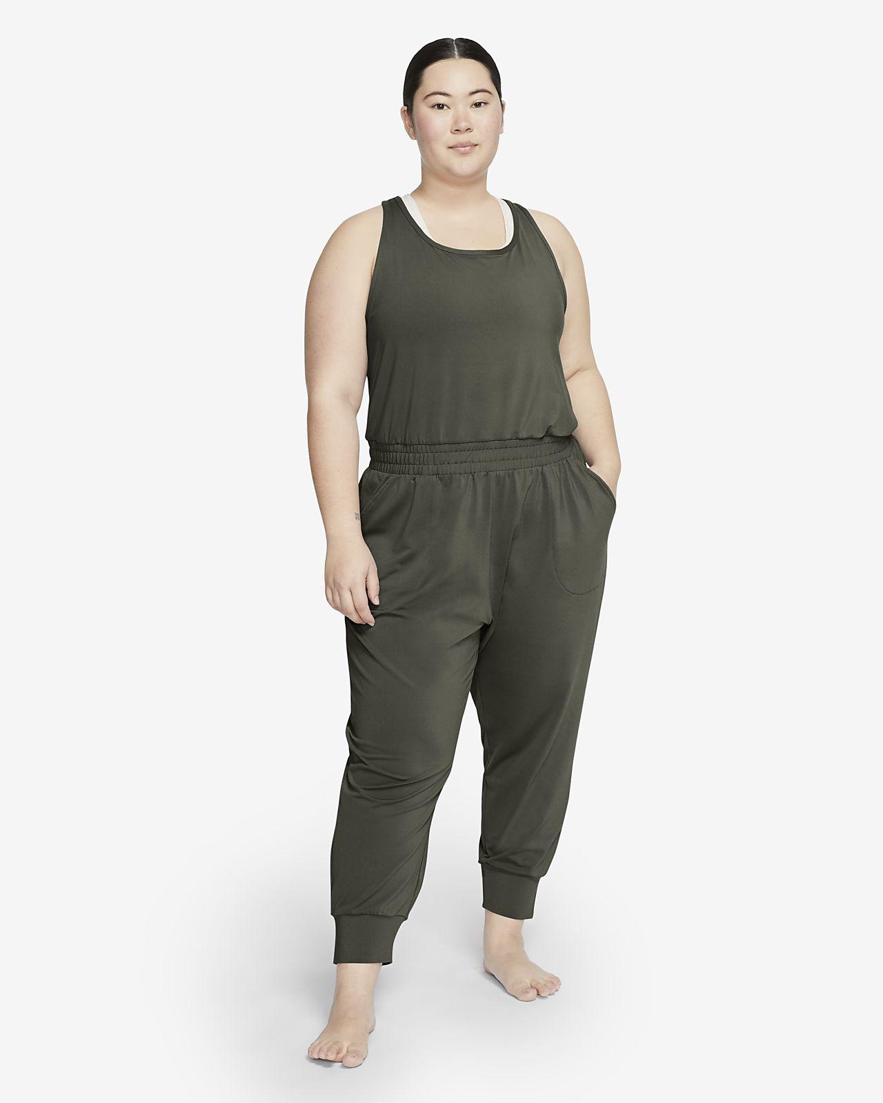 Nike Yoga Women's 7/8 Jumpsuit (Plus Size)