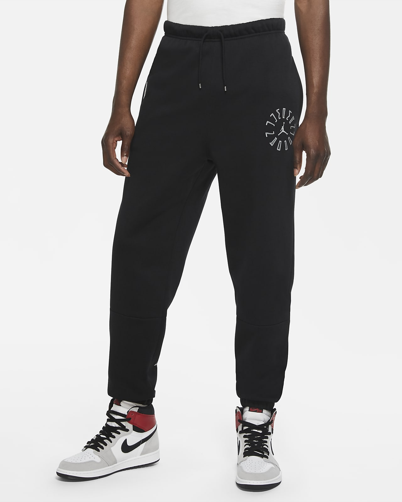 Jordan AJ11 Graphic Men's Fleece Pants