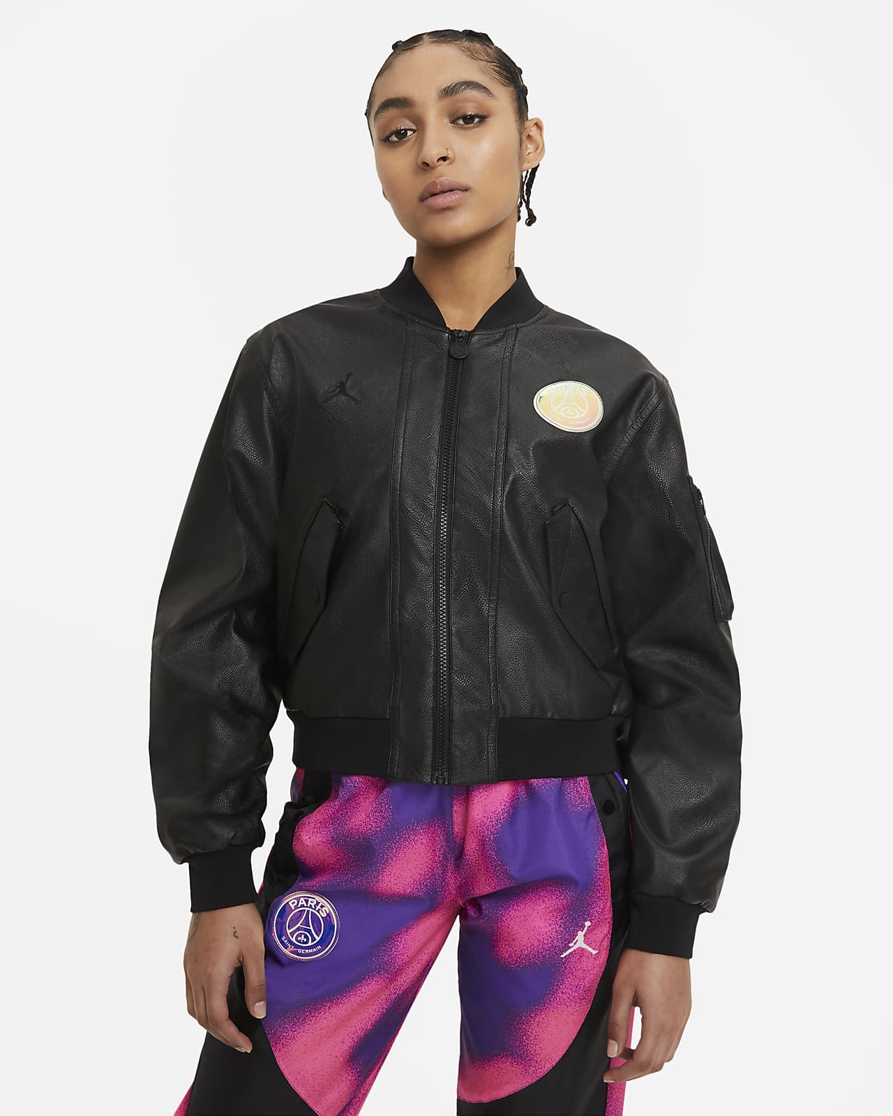 Paris Saint-Germain Women's Bomber Jacket
