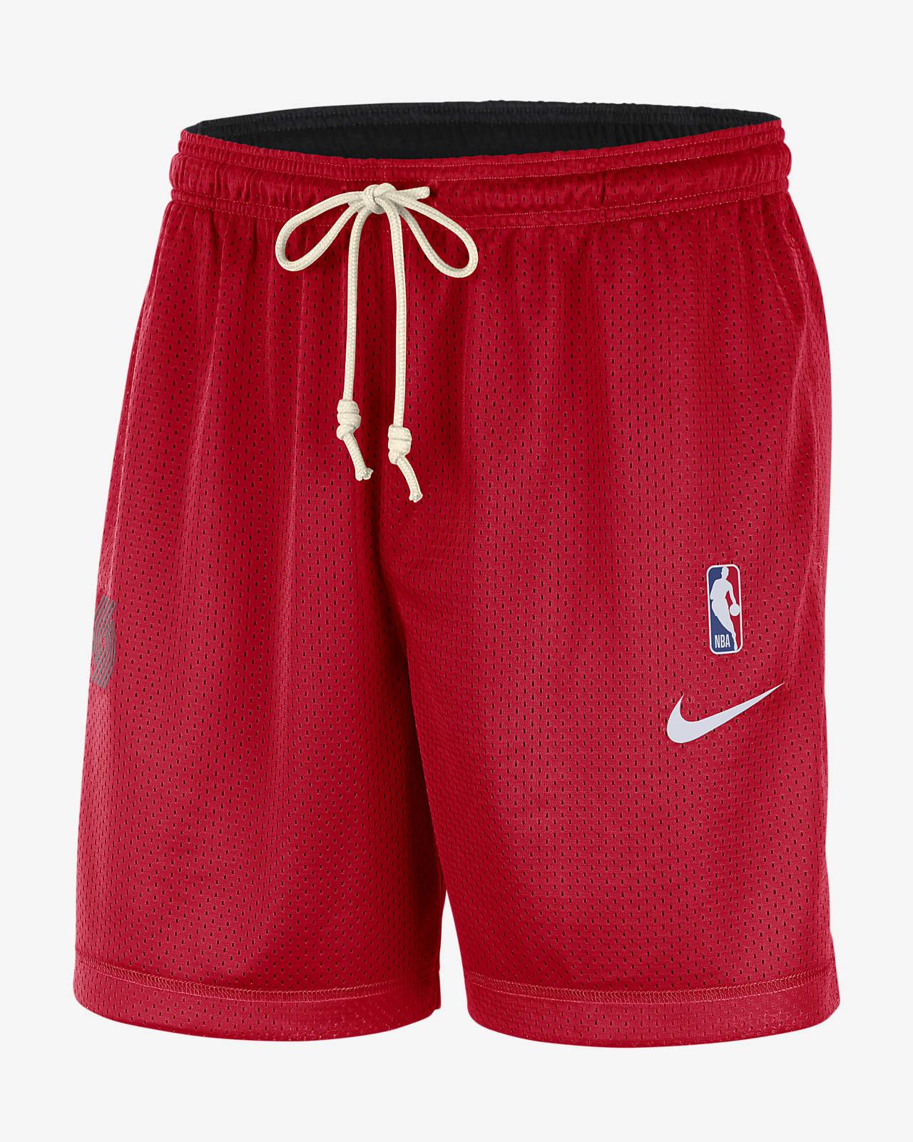 Trail Blazers Standard Issue Men's Nike NBA Reversible Shorts