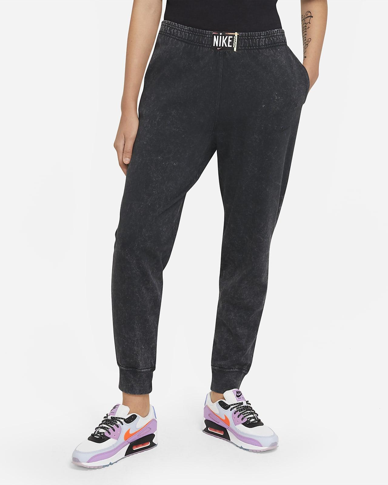 Pants desteñidos para mujer Nike Sportswear