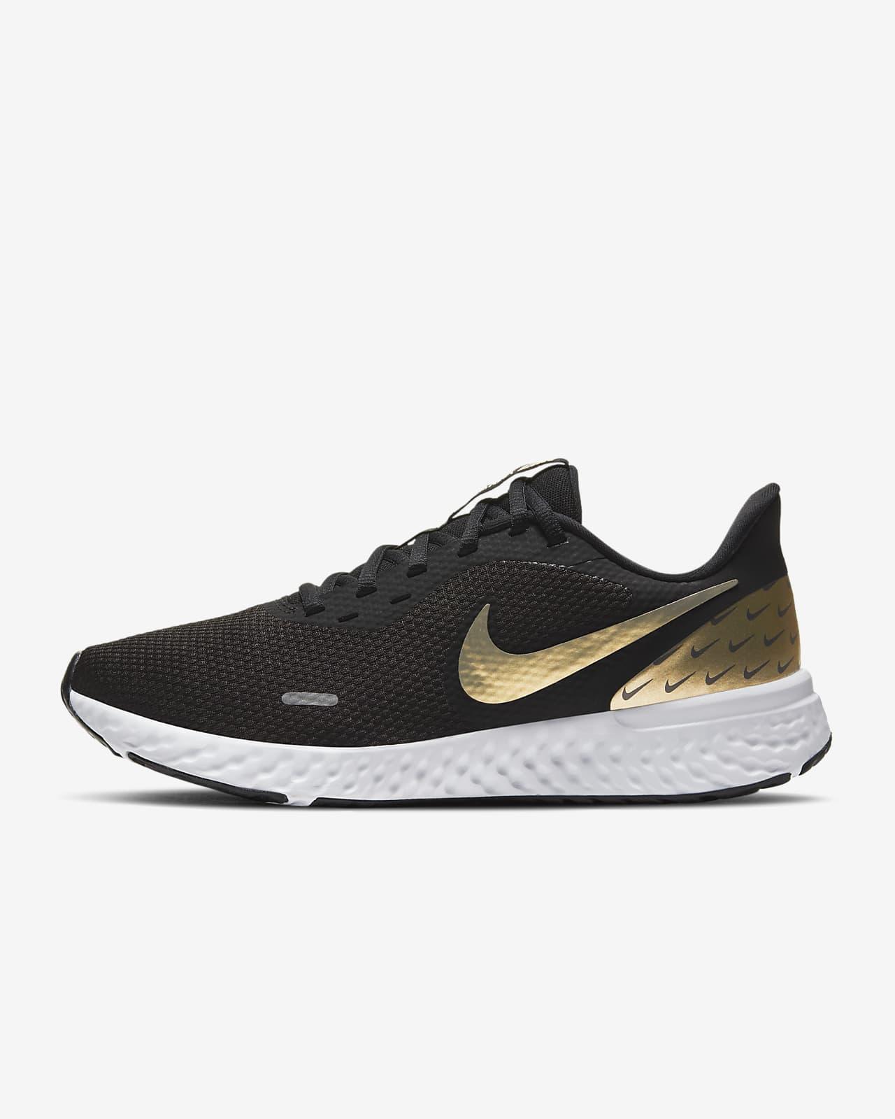 Nike Revolution 5 Premium 女款跑鞋