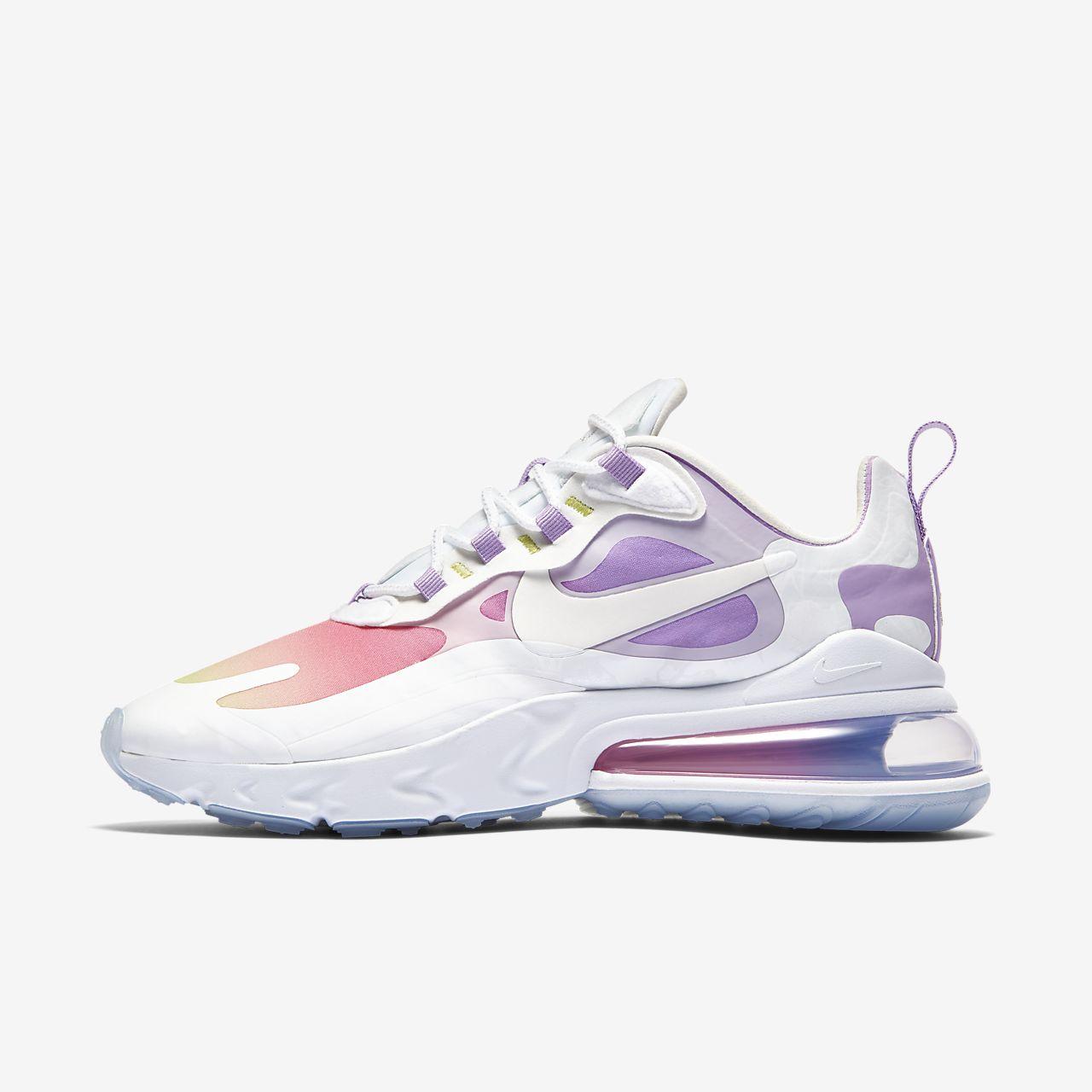 Sapatilhas Nike Air Max 270 React para mulher
