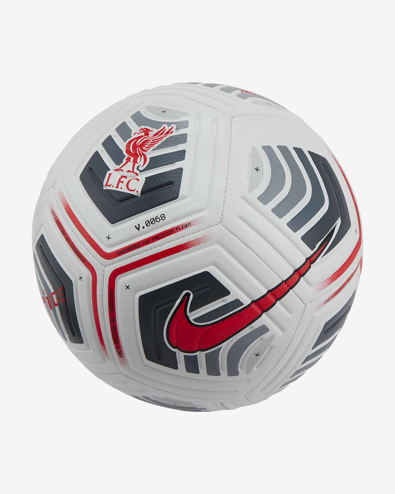 Liverpool FC Soccer Ball