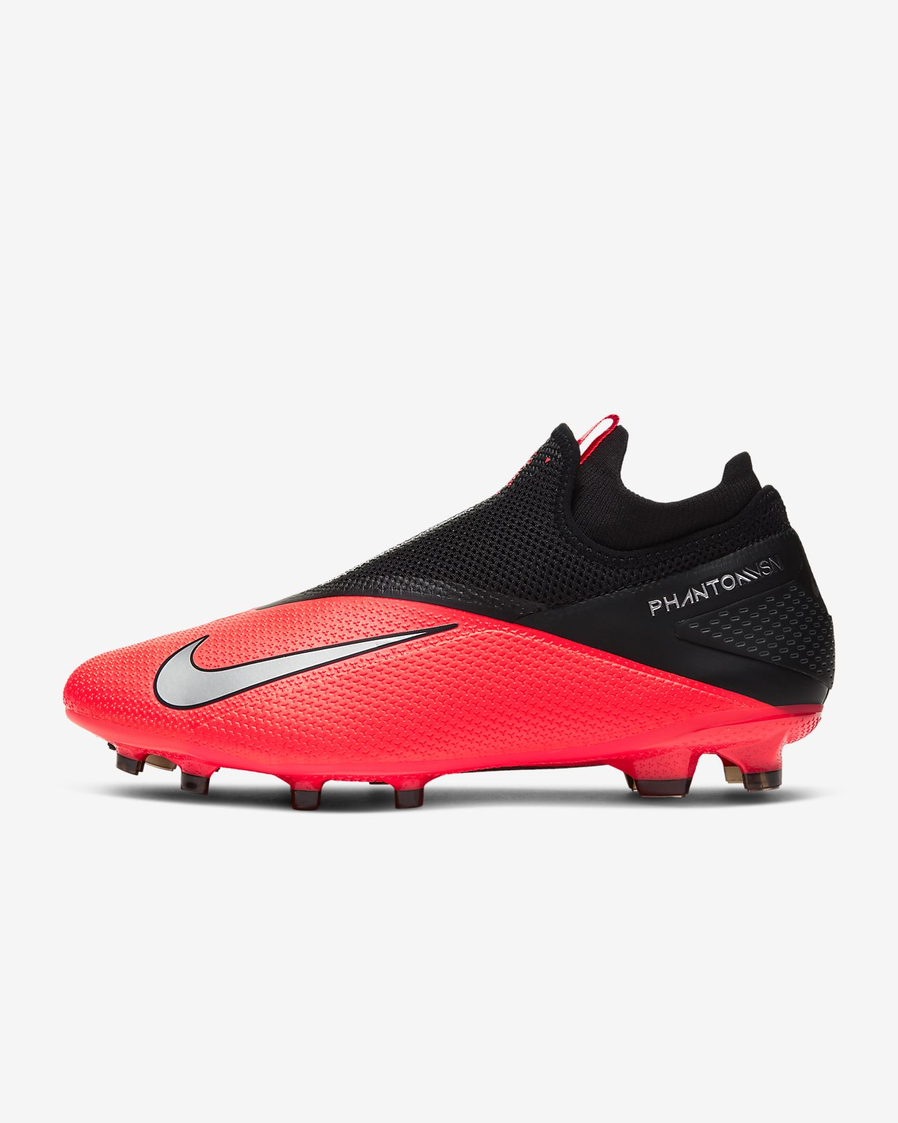 Chaussure de football à crampons pour terrain sec Nike Phantom Vision 2 Pro Dynamic Fit FG